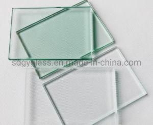 Ontruim/kleur het Glas van de Vlotter 3mm 19mm voor de Bouw/Bouw/Venster/Deur