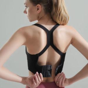 Fitness femenino sostén deportivo Yoga sin costuras acolchadas de ropa deportiva mujer Push up Bra Fitness