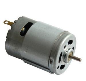 Motor dc cepillo de la serie (RS-380S-1)