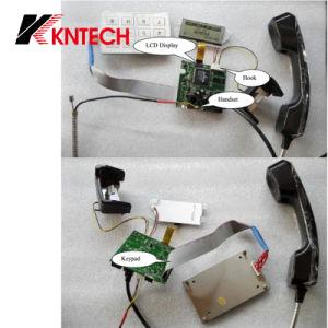 PC 아BS 산업 전화 송수화기 전화 수신기는 송수화기 T1를 네모로 했다