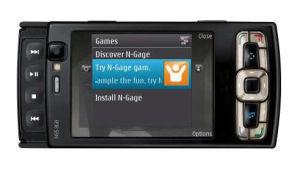 Handy (N95, 8G)