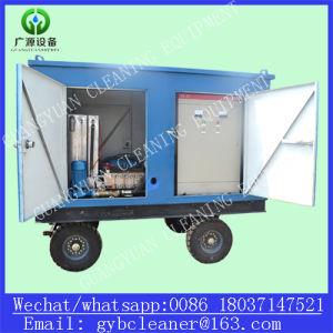 Sistema industriale di pulizia del tubo del condensatore fatto in Cina