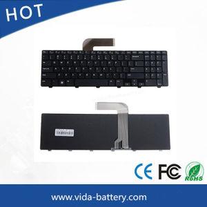 Teclado portátil / teclado flexível / teclado mini teclado / PC para DELL Inspiron 15r N5110 M5110 Us Layout