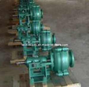 Pompa 4/3C-AH & 4/3E-AH dei residui