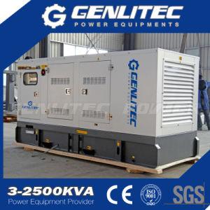 Geluiddichte Diesel van de Motor 120kVA van Cummins 6BTA5.9-G2 Generator