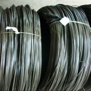 O melhor preço Q195 Preto Metálico Arame Recozido o fio de ligação do ferro