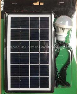 Un buen teléfono móvil portátil Banco de potencia Cargador Solar USB Mayorista
