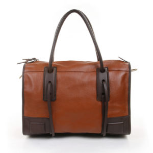 女性本革ハンド・バッグの方法戦闘状況表示板デザイナーハンドバッグ