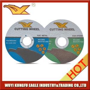 Pietra di marca della Cina e disco abrasivi di taglio del vetro per le smerigliatrici