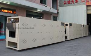 Modèle de l'industrie de condensateur Fonctionnement automatique du processus de contrôle de l'équipement de séchage/fours du convoyeur