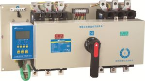 3p 4p Generator van ATS van de Schakelaar van de Overdracht van de Macht van Hoeden de Dubbele Automatische