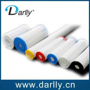 Qualität gefalteter Filtereinsatz (DLS)