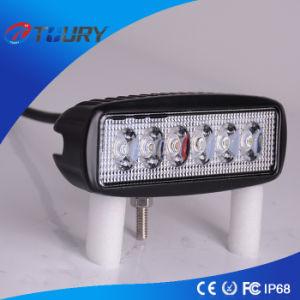 18Вт Светодиодные фары рабочего освещения 4WD Offroad прожектор