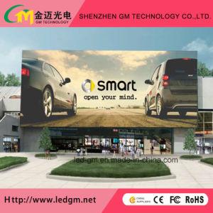 Visualizzazione di LED esterna di colore completo P10mm di HD/pubblicità commerciale video/dello schermo parete