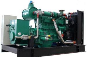proteção ambiental 500kw conjunto gerador de gás natural