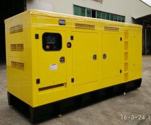 275kVA 220kwのリカルドによって動力を与えられるディーゼル発電機セット