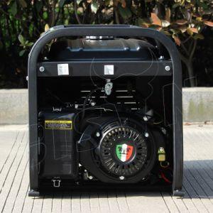 비손 ((e) 중국) BS2500c 공장 가격 2000W 2kVA 구리 철사 키 시작 전기 2kw 3개 단계 가솔린 발전기