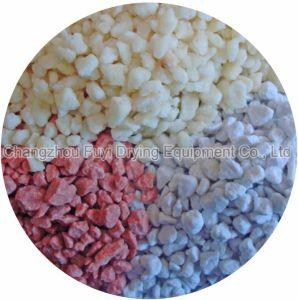 DG350 van het het magnesiumfosfaat van het calcium Granulator van de Meststof van de Rol de Dubbele