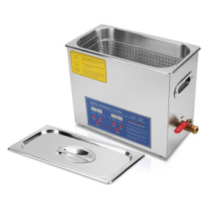 6L 초음파 청소 설비 제조업자 초음파 보석 청소 기계