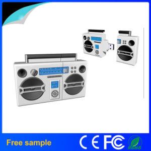 Пользовательские устройства записи звука из ПВХ форма флэш-накопитель USB 8 ГБ