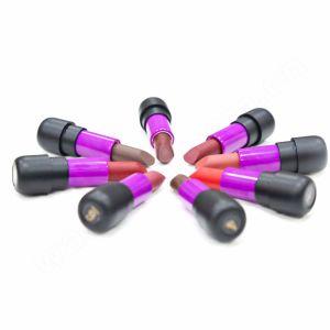 Washami Fashion Color stick à lèvres Cosmétiques de gros de maquillage