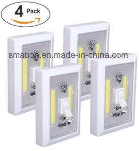 Garderoben-Brustarmoire-Schrank-Batterieschalter-Licht der AAA-Batterie-LED