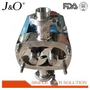 La bomba de rotor de acero inoxidable sanitario