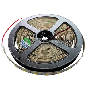 Nueva luz de tira flexible del LED con alto SMD5054 brillante (60LEDs/M)