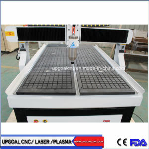 Tagliatrice di pubblicità dell'incisione di CNC 9015 con la Tabella di vuoto