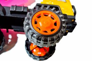 Il modello del camion di punta scherza il regalo di Chirstmas del giocattolo di formazione a buon mercato