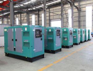 Verschillende OEM van de Steun van de Grootte Stille Diesel Generator