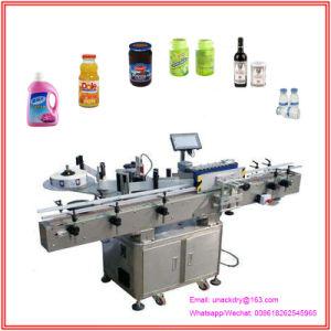 Etichettatrice automatica per il detersivo dell'acqua minerale bevanda/dell'autoadesivo