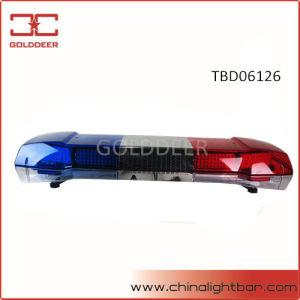Emergency Fahrzeug-Warnleuchte Lightbar mit innerem Lautsprecher (TBD06126)