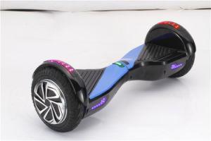 Nuevo diseño de 2 ruedas de 8 pulgadas de la FCC LED RoHS Ce equilibrio eléctrico Scooter