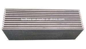 Intercoolerのコアを乾燥するアルミニウム版棒水