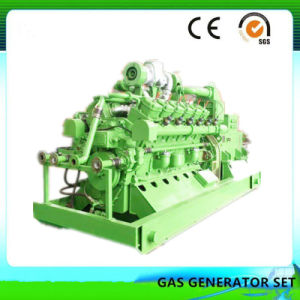 Ce aprobada 10kw-2000kw generador de gas natural