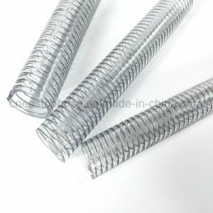 Tubo flessibile di rinforzo non tossico del filo di acciaio per Scution di olio