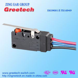 방수 마이크로 한계 스위치, 전기 마이크로 스위치 (G5W11 시리즈)