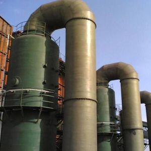 Ontwerp van de Gaszuiveraar van het Systeem van de Reiniging van de Damp van de Toren van Desulfurizing van Fgd het Natte