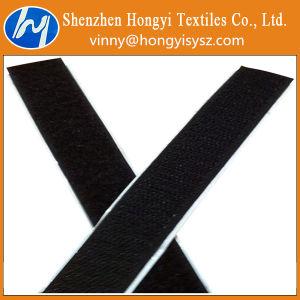 Collant auto-adhésif de fixation par crochet et boucle