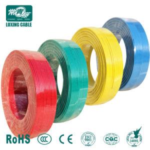 Rame di alta qualità 2.5 millimetri 2 di memoria del collegare elettrico del PVC di cavo elettrico