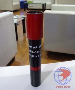 API 5CT Programma 40 de Naadloze Pijp van het Omhulsel van het Staal