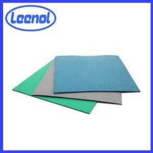 ESD van de Mat van de Vloer van diverse Kleuren de Antistatische Fabrikant van de Mat van de Lijst Rubber