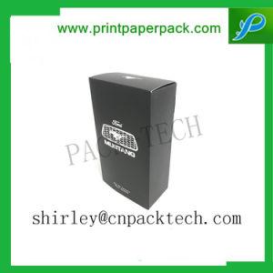 Превосходное индивидуальные украшения косметической упаковки бумаги .
