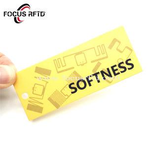 주문을 받아서 만드는 RFID 칩을%s 가진 서류상 걸림새 꼬리표 인쇄