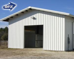 La Chine à bas prix la remise de jardin en métal galvanisé/hangar de ...