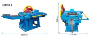 De volledige Automatische Eenvoudige Werkende Spijker die van de Hoge snelheid Machine maken