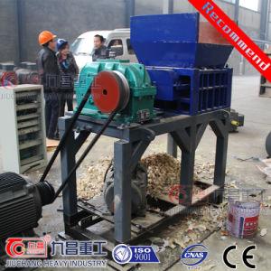 Doppia trinciatrice dell'asta cilindrica 2016 per la macchina di schiacciamento di legno
