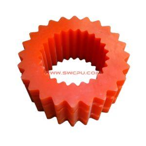 작은 공차 Delrin 플라스틱 자동 Hypoid 기어를 도는 CNC