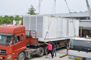 1375Ква 1100 квт резервная мощность контейнерных заключите дизельного двигателя Cummins генератор